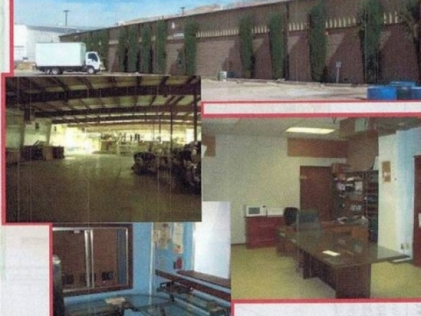 Listing Image #1 - Industrial for lease at 2931 ROSA AVE, EL PASO  TX 79905