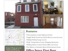 Office for lease in Reading, PA