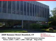 Listing Image #1 - Office for lease at 2009 Summer Street, Stamford CT 06905
