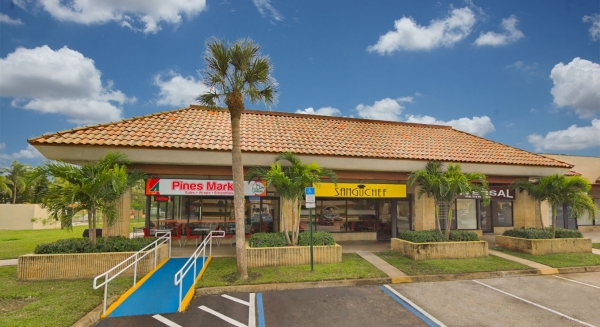 Listing Image #1 - Retail for lease at 9610-9728 Pines Blvd., Pembroke Pines FL 33024