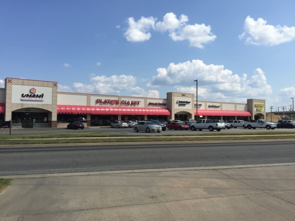 Listing Image #1 - Shopping Center for lease at 500 Amity Road, Conway AR 72032