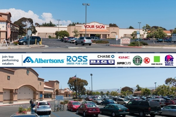 Listing Image #1 - Retail for lease at 1600 North H Street, Lompoc CA 93436