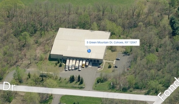 Listing Image #1 - Industrial for lease at 5 Green Mountain Drive, Cohoes NY 12047