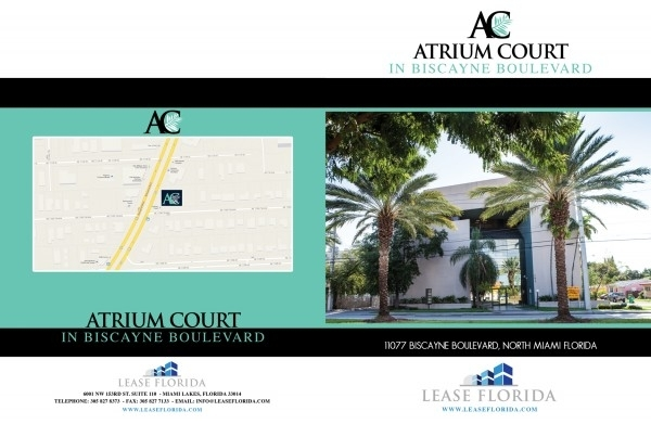 Listing Image #1 - Office for lease at 11077 Biscayne Blvd, North Miami Beach FL 33162