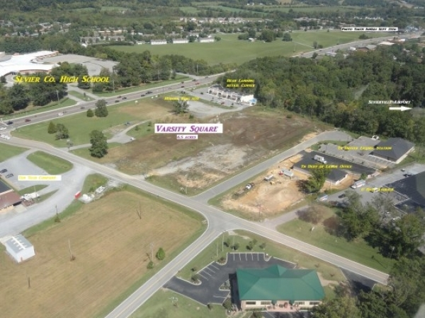 Listing Image #1 - Land for lease at 1221 Dolly Parton Parkway, Sevierville TN 37862
