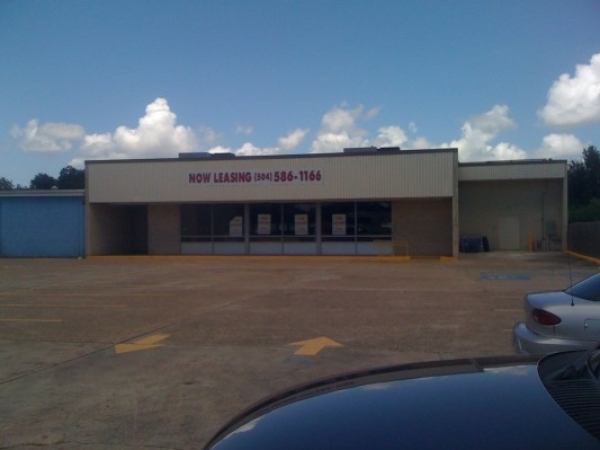 Listing Image #1 - Shopping Center for lease at 7207 St. Claude Ave., Arabi LA 70032