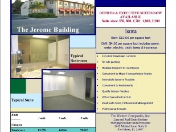 Listing Image #1 - Office for lease at 2211 Widman Way, Fort Myers FL 33907