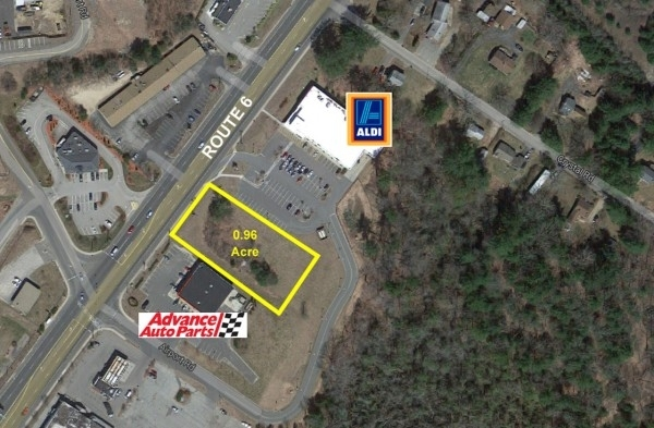 Listing Image #1 - Land for lease at 322 Boston Post Rd., North Windham CT 06256