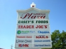 Shopping Center for lease in Naperville, IL