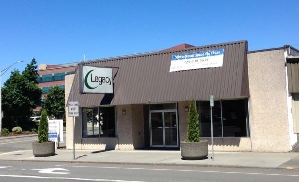 Office For Lease 2401 Hewitt Ave Everett Wa