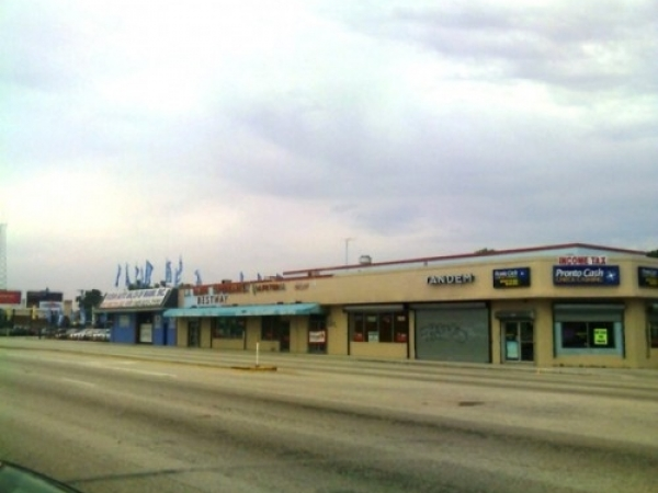 Listing Image #1 - Retail for lease at 2905 NW 27 Ave, Miami FL 33142