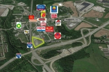 Land for lease in New Stanton, PA