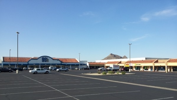 Listing Image #1 - Retail for lease at 2321 E Bell Rd, Phoenix AZ 85002