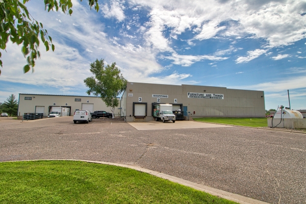 Listing Image #1 - Industrial for lease at 17201 Ulysses Street NW, Elk River MN 55330