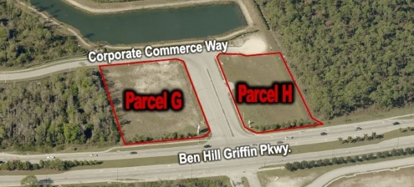 Listing Image #1 - Land for lease at 16361 & 16371 Corporate Commerce Way, Fort Myers FL 33913