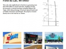 Retail property for lease in Fond du Lac, WI