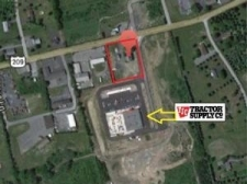 Land for lease in Brodheadsville, PA