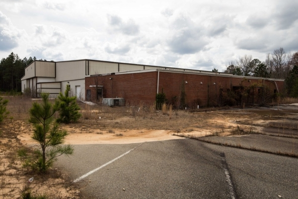 Listing Image #1 - Industrial for lease at 132 Donovan Road, Wrightsville GA 31096