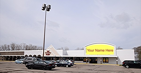 Listing Image #1 - Retail for lease at 4675 Bay Road, Saginaw MI 48604