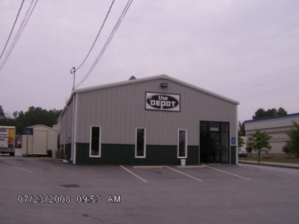 Listing Image #1 - Industrial for lease at 3004 Riverwatch Lane, Augusta GA 30907