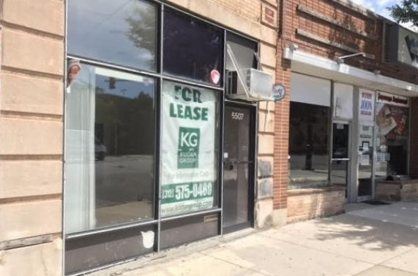 Listing Image #1 - Retail for lease at 5507 Lincoln Ave., Chicago IL 60641