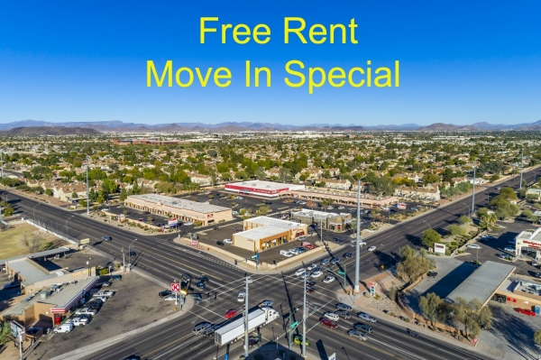 Listing Image #1 - Shopping Center for lease at 3414 W. Union Hills Dr., Phoenix AZ 85027