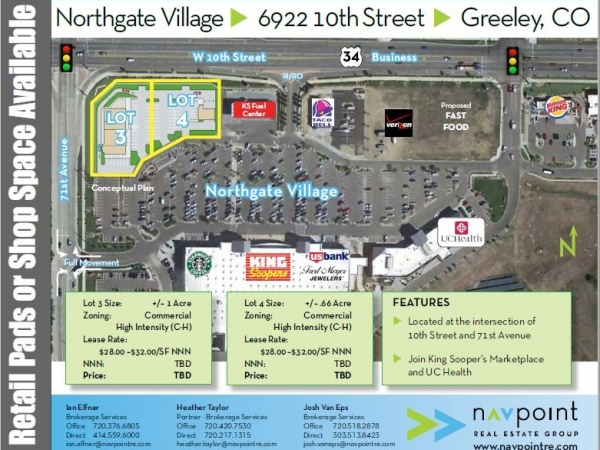 Listing Image #1 - Land for lease at 6922 10th St, Greeley CO 80634