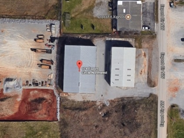 Listing Image #1 - Industrial for lease at 174 Export Circle NW, Huntsville AL 35806