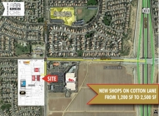 Retail for lease in Surprise, AZ