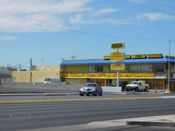 Listing Image #1 - Retail for lease at 4061, 4065, 4069 West Charleston Blvd, Las Vegas NV 89102
