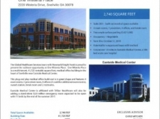 Office for lease in Snellville, GA