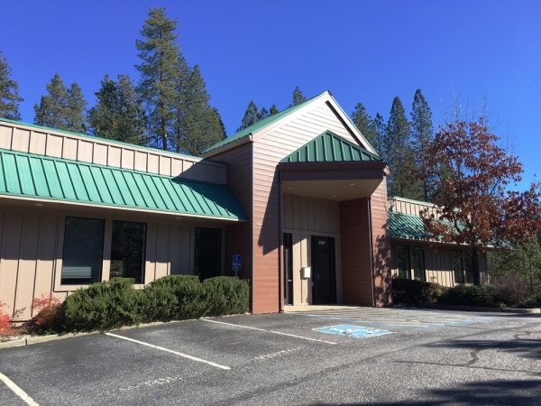 Listing Image #1 - Office for lease at 488 Crown Point Circle, Suite A & B, Grass Valley CA 95945