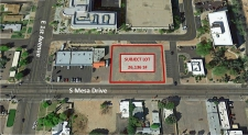 Listing Image #1 - Land for lease at N of NWC of  E 1st Ave &  S Mesa Dr, Mesa AZ 85210