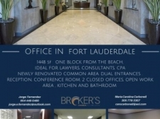 Listing Image #1 - Office for lease at 3015 N Ocean Blvd, Fort Lauderdale FL 33308