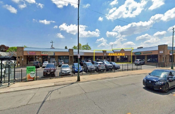 Listing Image #1 - Retail for lease at 3339 N Harlem Ave, Chicago IL 60634