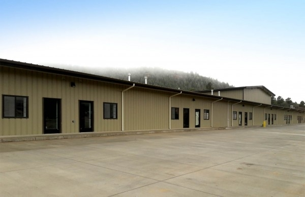 Listing Image #1 - Industrial for lease at 613-687 County Line Rd,, Palmer Lake CO 80133