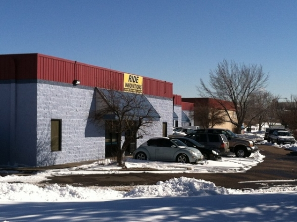 Listing Image #1 - Industrial for lease at 11480 North Cherokee Street, Northglenn CO 80234