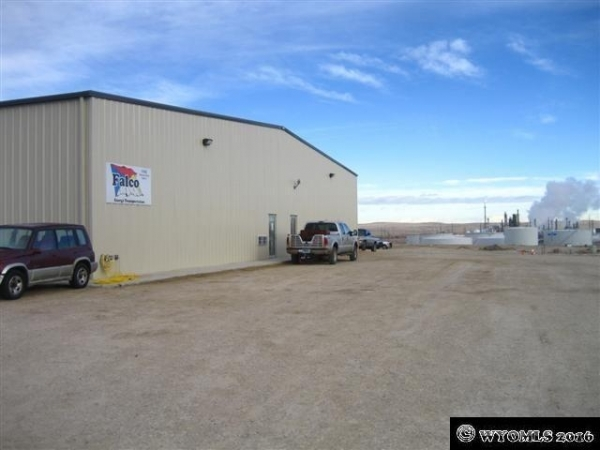 Listing Image #3 - Industrial for lease at 5142 Reserve Unit C, Evansville WY 82636