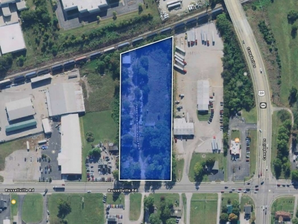 Listing Image #1 - Industrial for lease at 2340 & 2344 Russellville Rd, Bowling Green KY 42101