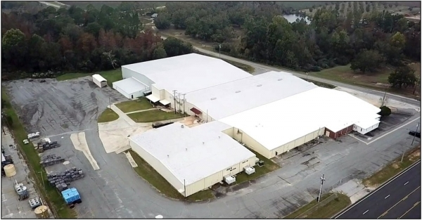 Listing Image #1 - Industrial for lease at 398 Fitzgerald Highway, Ocilla GA 31774