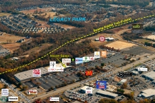 Retail property for lease in Greenville, SC