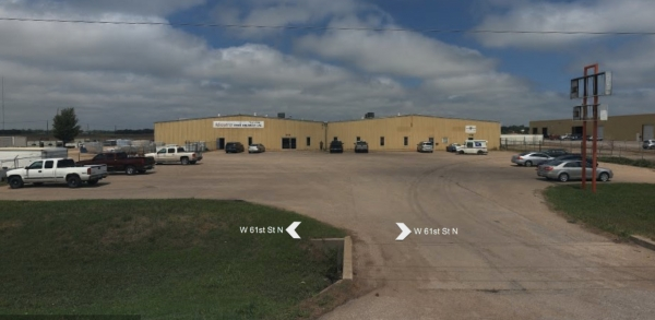 Listing Image #1 - Industrial Park for lease at 120 W 61st Street North, Wichita KS 67204