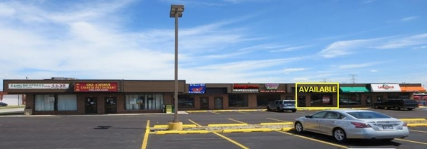Listing Image #1 - Retail for lease at 13811 Cicero Ave, Crestwood IL 60445