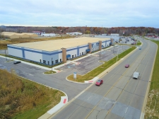 Industrial property for lease in Michigan City, IN