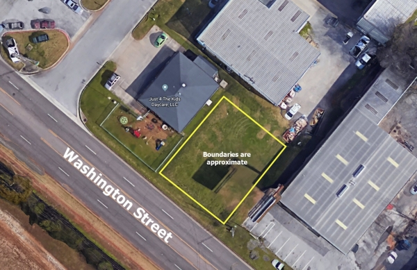 Listing Image #1 - Land for lease at 2082 Washington Street, Huntsville AL 35811