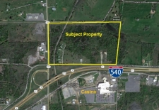 Land property for lease in Pocola, OK