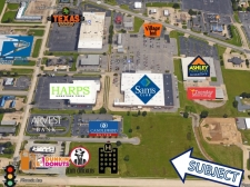Land for lease in Fort Smith, AR