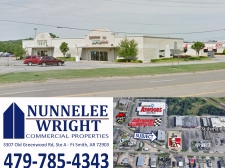 Listing Image #1 - Retail for lease at 1415 S Zero Street, Fort Smith AR 72903