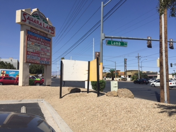 Listing Image #1 - Shopping Center for lease at 4225 East Sahara, Las Vegas NV 89104