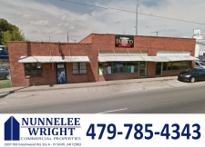 Listing Image #1 - Retail for lease at 2417 Midland Blvd, Fort Smith AR 72904